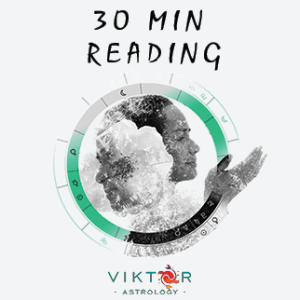 30 Min Reading with AstroViktor