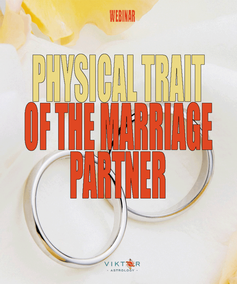 physical trait of the marriage partner
