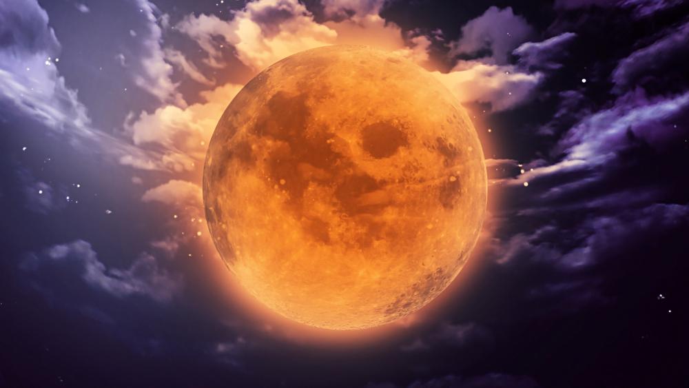 Лунное затмение 26 мая 2021