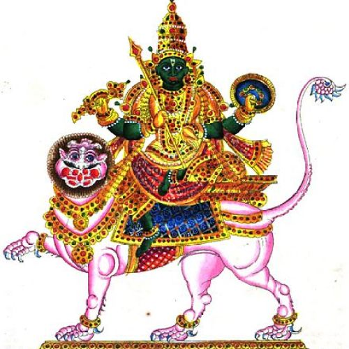 440px-Rahu_graha kundli horoscope impact rahu predictions dragons head signs rashi
