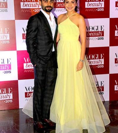 Anushka_Sharma_and_Virat_Kohli_at_Vogue_Beauty_Awards virat Kohli Anushka Sharma love marriage Italy December 2018 horoscope kundli relationships India predictions