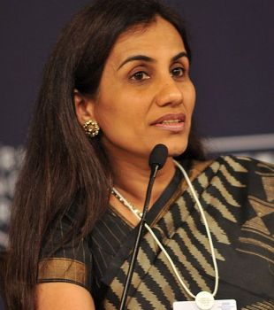 at the India Economic Summit 2009  Chanda Kochhar sebi notice icici mercury strength weakness in kundli 1
