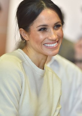 440px-Meghan_Markle_visits_Northern_Ireland_-_2018_ Meghan Markle longevity horoscope life span predictions