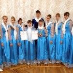 """Детский хоровой ансамбль """"Умиление"""""""