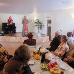 Пасха в центре социального обслуживания престарелых