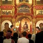Архиерейское богослужение, Антипасха