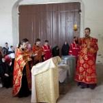 Богослужения в Никольской надвратной церкви