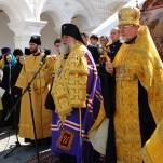 День города, 2011 - Крестный ход