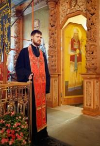 иерей Димитрий Невежин