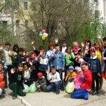 Спортивный праздник для детей с ограниченным возможностями