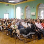 Архимандрит Тихон (Шевкунов), лекция в АГУ