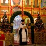 Рождество Христово, всенощное бдение, 2013 год
