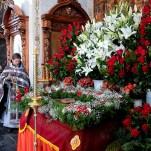 Богослужение Великой Пятницы, чин погребения Спасителя