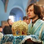 Служение митрополита Ионы в Неделю о блудном сыне