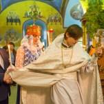 Венчальная Литургия, отдание праздника Сретения Господня