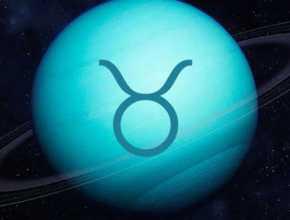 Переход Урана в Телец
