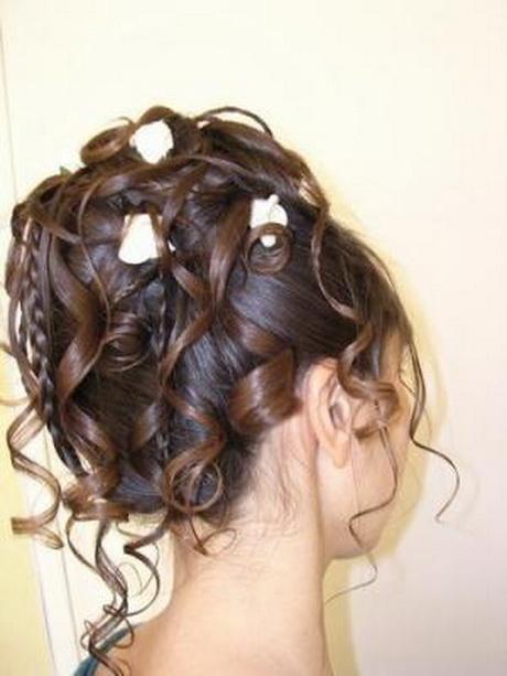 Coiffure De Soiree Cheveux Mi Long