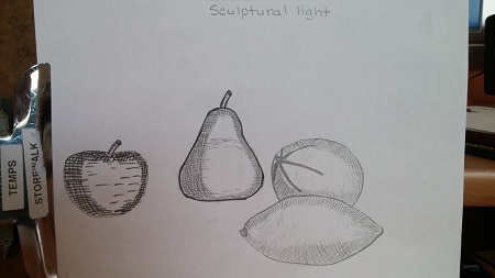 Sculptured Light