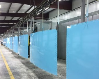 Tank Production Line