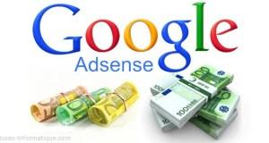Gagner de l'argent avec Adsense