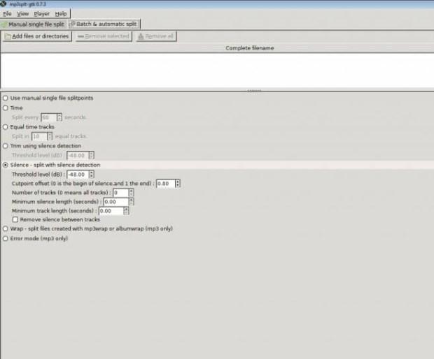Audacity - Enregistrer son en ligne