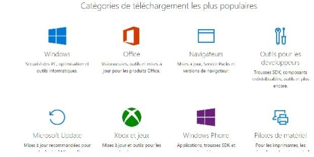 telecharger logiciels - windows.com