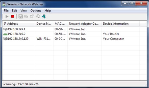 Comment trouver les PC connectés à votre réseau Wifi