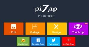 piZap - Comment modifier vos photos sur PC sans aucun logiciel
