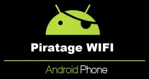 Android piratage Wifi