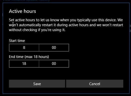 Désactiver mise à jour automatique dans Windows 10 - 9