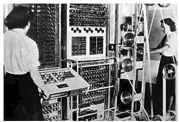 colossus - Première machine programmable électrique