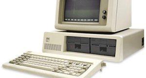 Premier ordinateur - Histoire