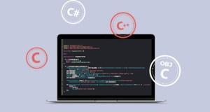 c, c++, c#, objective-c