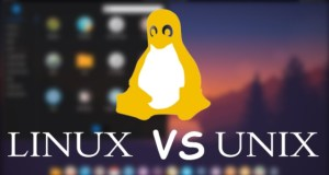 linux vs unix