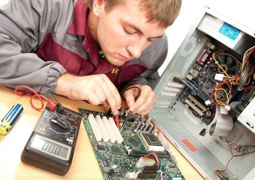 maintenance équipements informatiques