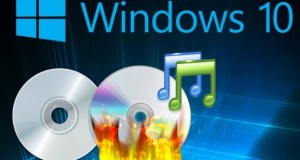 gravure cd Windows 10