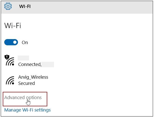 Trouver mon adresse IP - 3