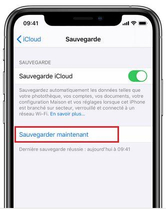 iCloud-sauvegarde-manuelle