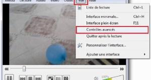 VLC - découper Vidéo