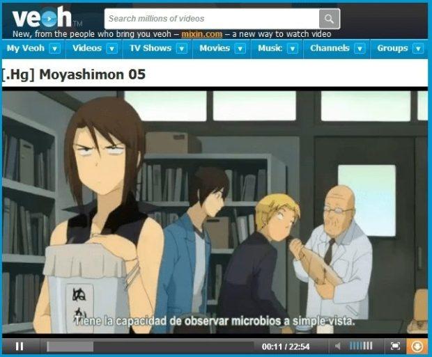 veoh-paratge-video
