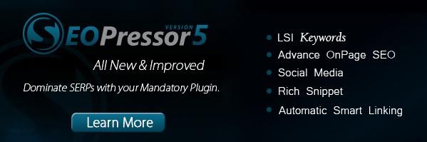 Meilleurs plugins - SEOPressor