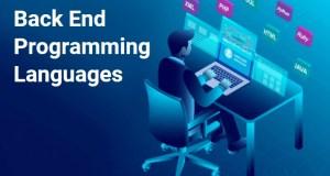Langage programmation Backend