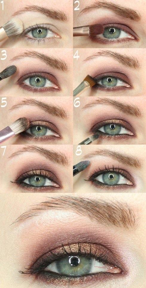 12 Ides De Maquillage Des Yeux Magnifiques Pour Lt