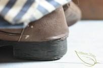 réparer les semelles de chaussure qui se décollent