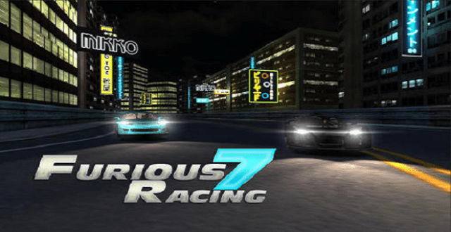 Furious Racing triche