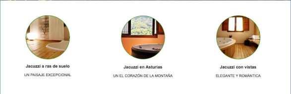 Casas rurales con jacuzzi en asturias