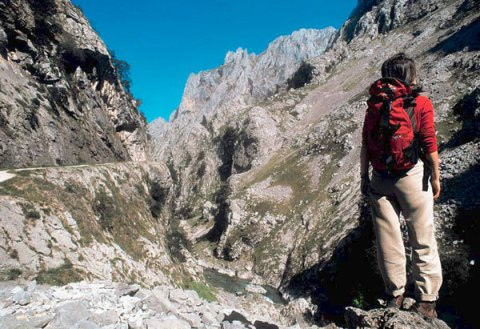 Ruta del Cares y asturias