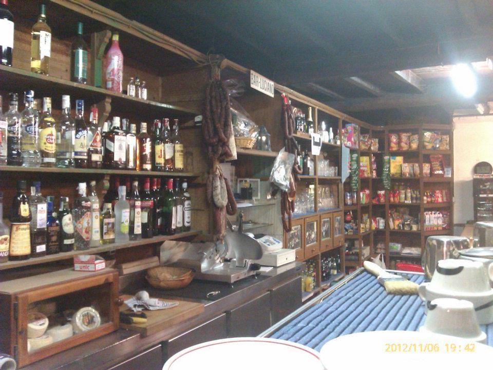 Casa Luciano. Restaurante
