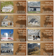 Refugios en los Picos de Europa
