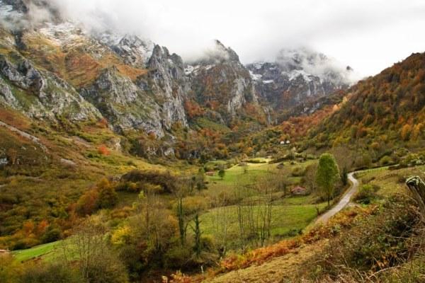 Valle de Angón..2 días en los Picos de Europa